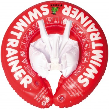 "Freds Swimtrainer ""Classic"" Red"
