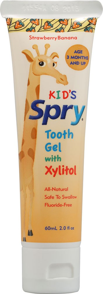 Baby Banana Kids SPRY Tooth Gel